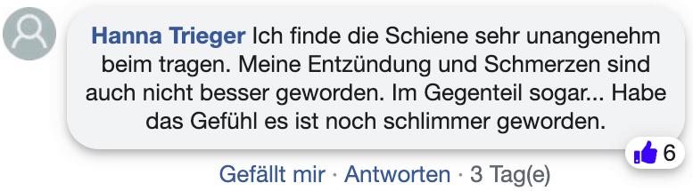 HalluPro Erfahrungsbericht Kritik facebook