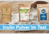 Inulin Pulver im Test