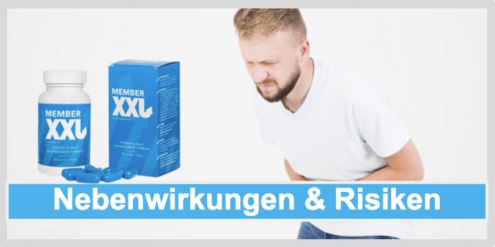 Member XXL Nebenwirkungen Risiken