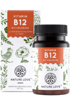 Nature Love Vitamin B1 2 Tabelle