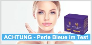 Perle Bleue Titelbild