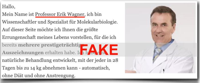 Purosalin Fake Expertenbericht