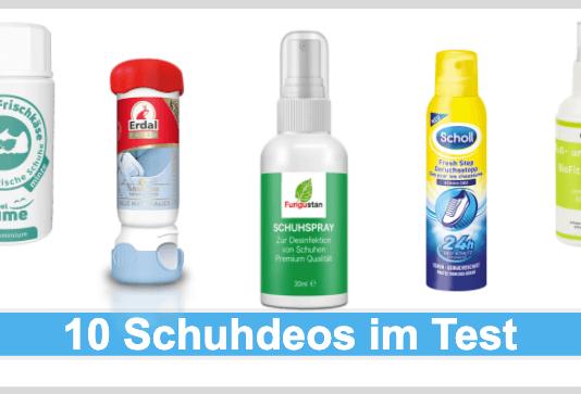 Schuhdeo Test Beitragsbild