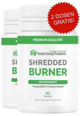 Shredded Burner Abbild Tabelle