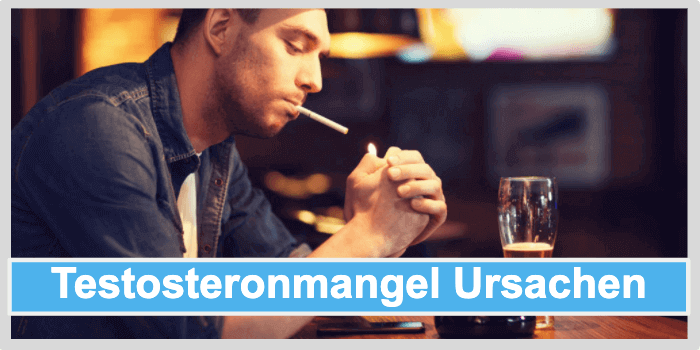 Testosteronmangel Ursachen