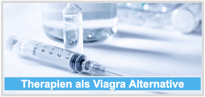 Viagra Alternativen Therapien