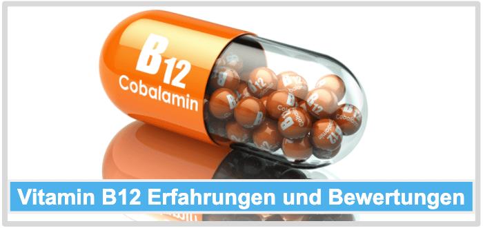Vitamin B12 Erfahrungen Bewertungen