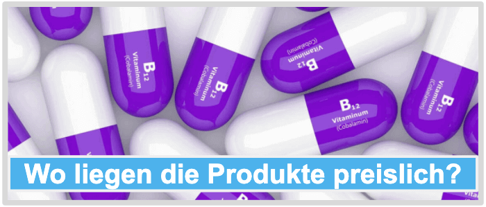 Vitamin B12 Preis kaufen Preisvergleich