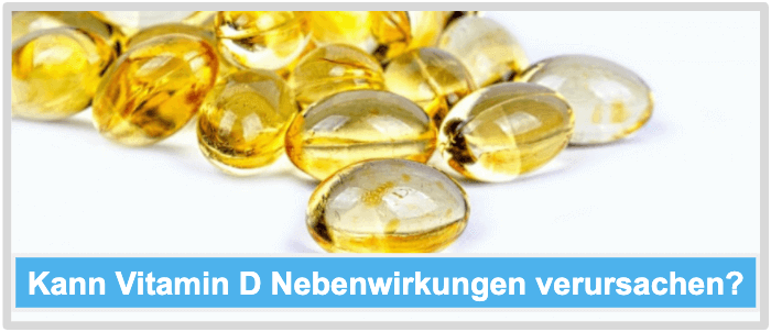 Vitamin D Nebenwirkungen Risiken
