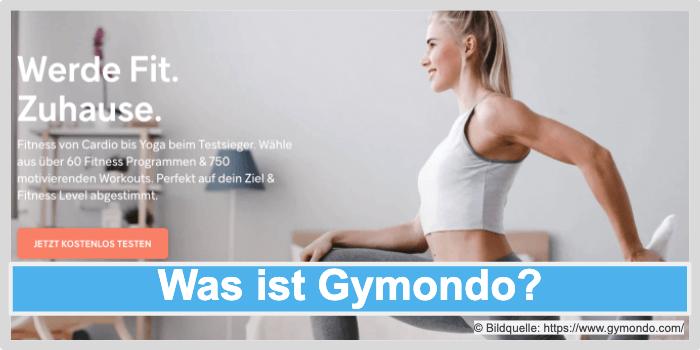 Was ist Gymondo