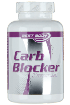 Best Body Carb Blocker Tabelle