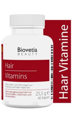 Biovetia Hait Vitamins Tabelle