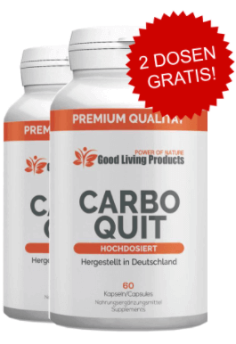 Carbo Quit Tabelle