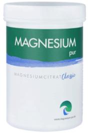 Magnesium Pur Abbild