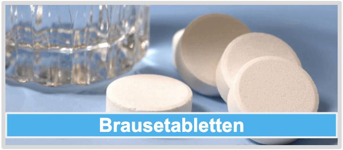 Magnesiumcitrat Brausetabletten