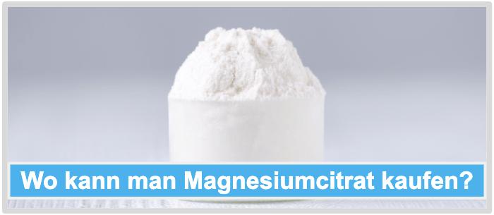 Magnesiumcitrat kaufen Preis Preisvergleich