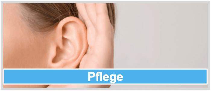 Ohrenpflege
