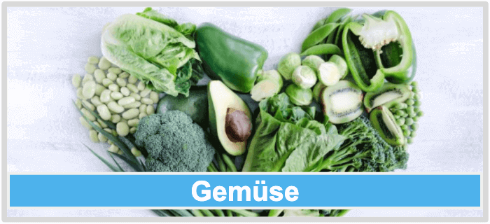 Omega 3 Gemüse
