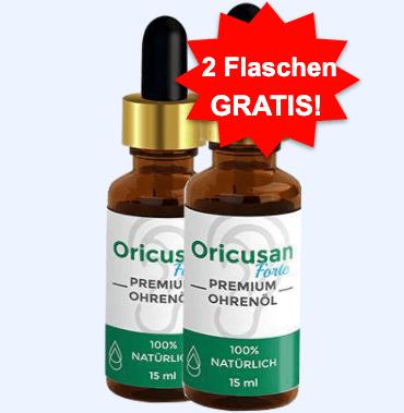 Oricusan Forte Premium Ohren Oel