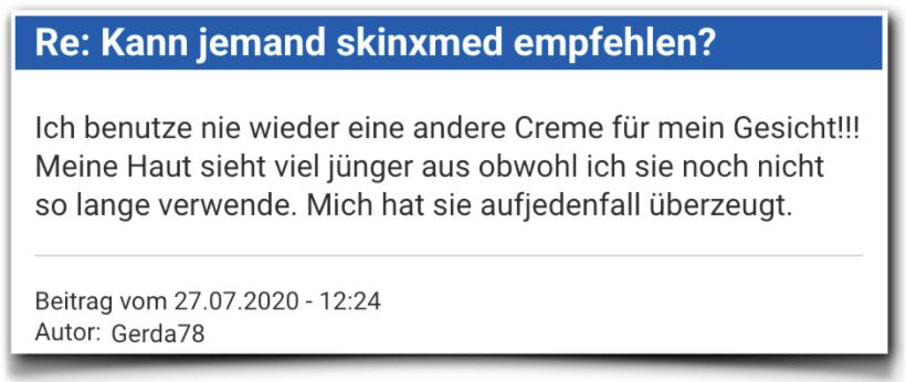 Skinxmed Bewertungen Erfahrungen