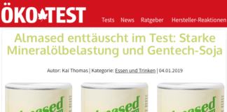 Almased-Ökotest-Kritik-Test-Customer Reviews-Almased