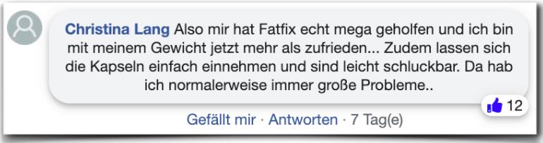 Fatfix Erfahrungsbericht Bewertung Kritik Erfahrungen