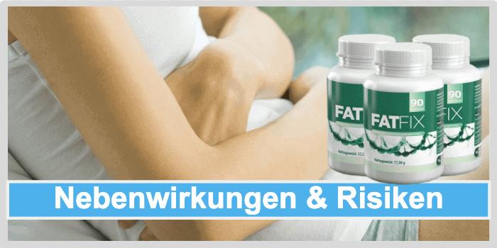 Fatfix Nebenwirkungen Risiken Unverträglichkeiten
