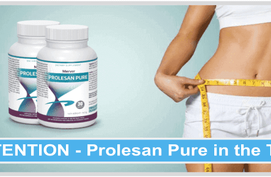 Prolesan Pure in the Test