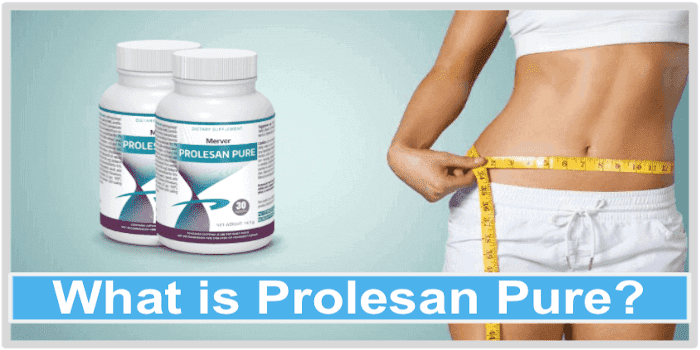 What is Prolesan Pure