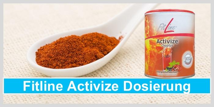 Fitline Activize Oxyplus Zubereitung Anwendung
