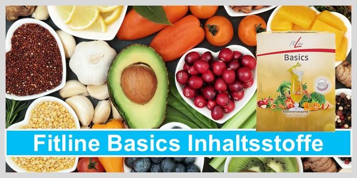fitline basics inhaltsstoffe