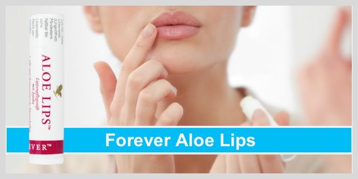 forever aloe lips test