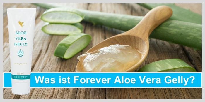 forever aloe vera gelly test