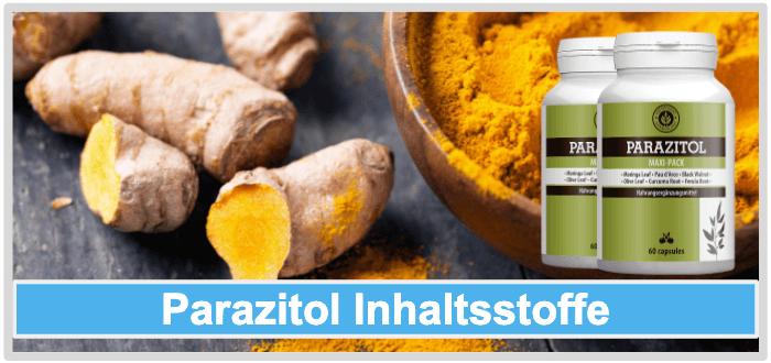 Parazitol Inhaltsstoffe Wirkung Wirkstoffe