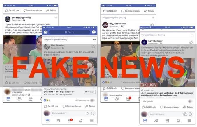 Ultra Keto Slim Höhle der Löwen Biggest Loser Fake News