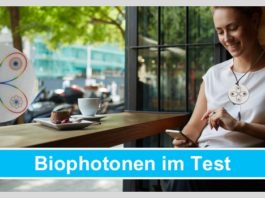 biophotonen test