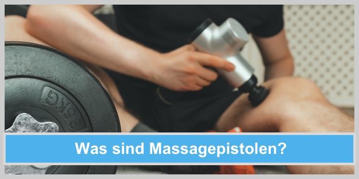 massagepistolen was ist das