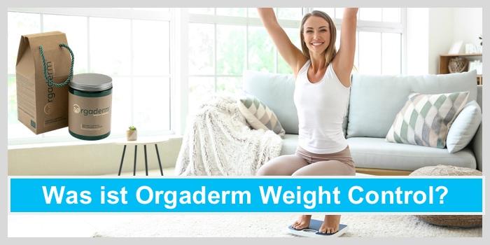 orgaderm weight control frau waage
