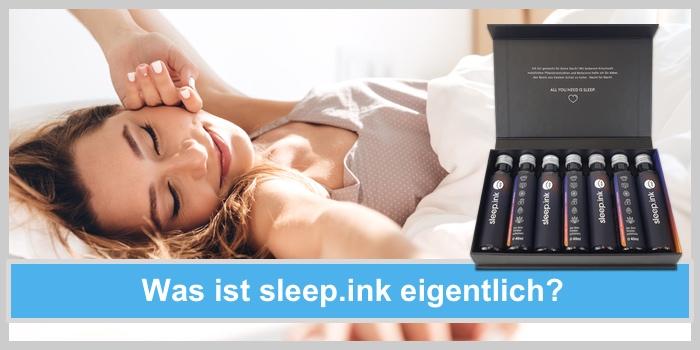 sleep.ink sleep ink schlafdrink wirkung nebenwirkung inhaltsstoffe