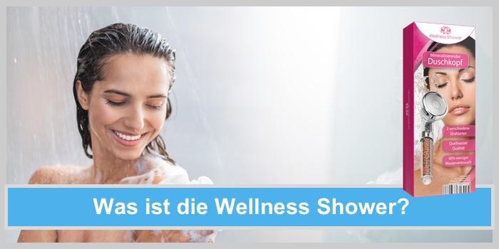 wellness shower duschkopf wirkung mineralsteine erfahrung