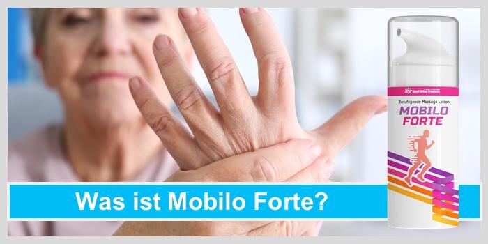 Mobilo Forte Lotion