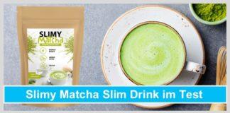 Slimy Matcha Slim Drink Test